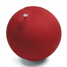 Ballon d'assise LEIV 65 cm - Rouge