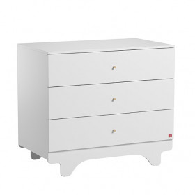 Commode Playwood - Blanc
