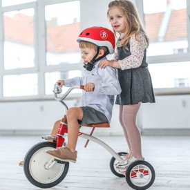 Tricycle Vintage - Rouge Rouge Baghera