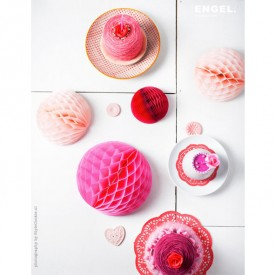 Boules de papier - Sweet Rose Engel