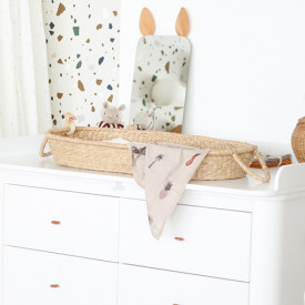 Miroir Lapin Naturel Ferm Living Kids