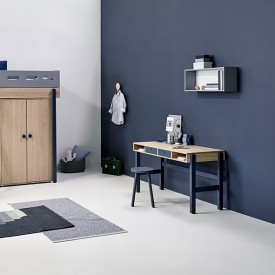 Bureau Popsicle - Blueberry Bleu Flexa