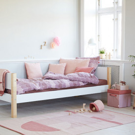 Tapis Room 120 x 180 - Misty Rose Rose Flexa