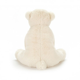 Peluche Ours Polaire Perry (36 cm) Blanc Jellycat