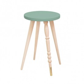 Tabouret 47 cm My Lovely Ballerine - Hêtre Naturel Jungle by Jungle