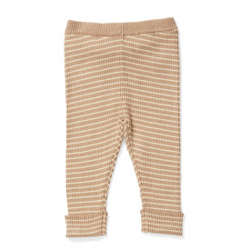 Pantalon Tricot Meo - Moonlight Beige Konges Sløjd