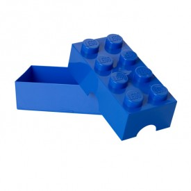 Lunch Box Brique - Bleu Bleu Lego