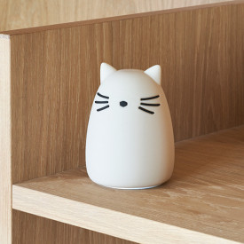 Veilleuse - Chat Sable Beige Liewood