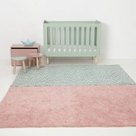 Tapis Mix Aarty 140 x 200 cm - Rose  Rose Lorena Canals