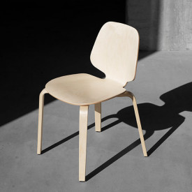 Chaise My Chair - Bouleau Naturel Normann Copenhagen