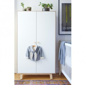 Armoire Merlin Blanc Oeuf NYC
