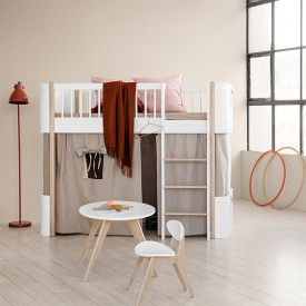 Rideau Mini+ - Nature Naturel Oliver Furniture