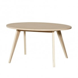Table enfant Ping Pong - Chêne Naturel Oliver Furniture