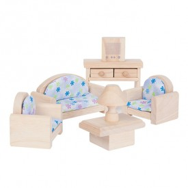 Meubles de salon - Naturel   Naturel Plan Toys