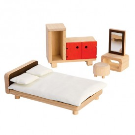 Meubles chambre des parents - Design  Multicolore Plan Toys