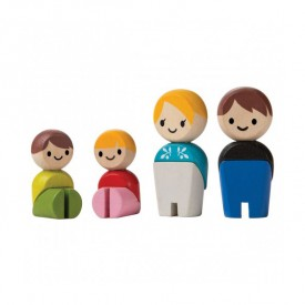 Mes petits personnages Multicolore Plan Toys