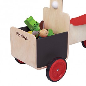 Triporteur Naturel Plan Toys