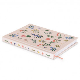 Journal couverture tissu - Wildwood Multicolore Rifle Paper Co.