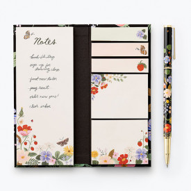 Stylo rechargeable - Strawberry Fields Multicolore Rifle Paper Co.