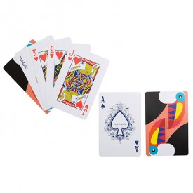 Jeu de carte géant - Toucan  Multicolore Sunnylife