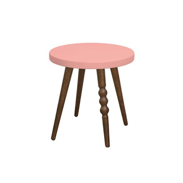Hocker 30 cm My Lovely Ballerine - Nussbaum/ Rosa Rosa Jungle by Jungle