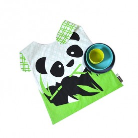 Bambino Geschirr-Set - Panda - Limited Edition