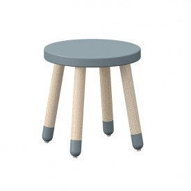 Kleiner Hocker PLAY - Hellblau