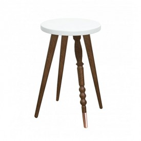 Hocker 47 cm My Lovely Ballerine - Nussbaum