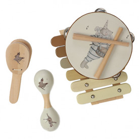 Musikinstrument-Set
