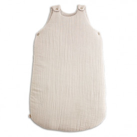 Winterschlafsack - 0-6 Monate - Powder