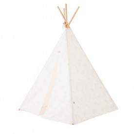 Tipi Phoenix Bubble - Elements - Weiss / Gold