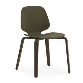 Stuhl My Chair - Esche - Kaki