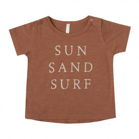 T-Shirt Basic - Sun and Surf