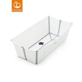Badewanne XL Flexi Bath - White