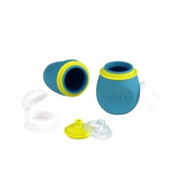 Set BabySqueez 2in1 & Squeez' Portion - Blau Blau Béaba