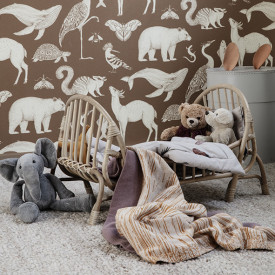 Puppenbett Kuku Natural Ferm Living Kids