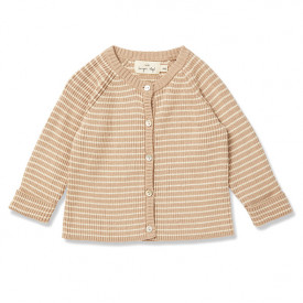 Cardigan Meo - Moonlight Beige Konges Sløjd