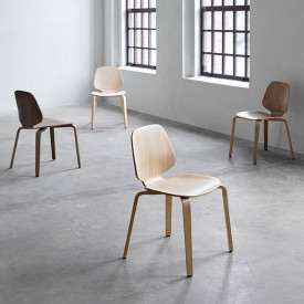 Stuhl My Chair - Eiche Natural Normann Copenhagen