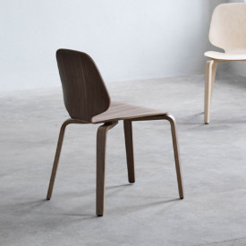 Stuhl My Chair - Eiche gebeizt Natural Normann Copenhagen