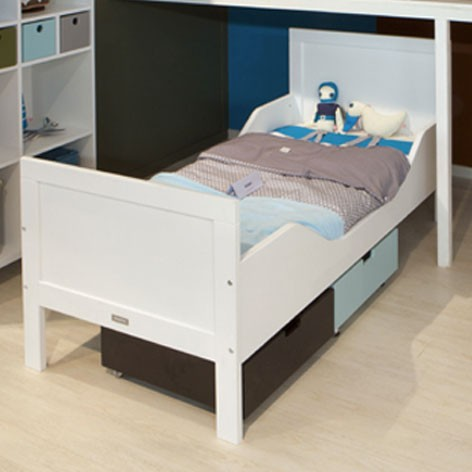 drawer with wheels mix match bopita mylittleroom. Black Bedroom Furniture Sets. Home Design Ideas