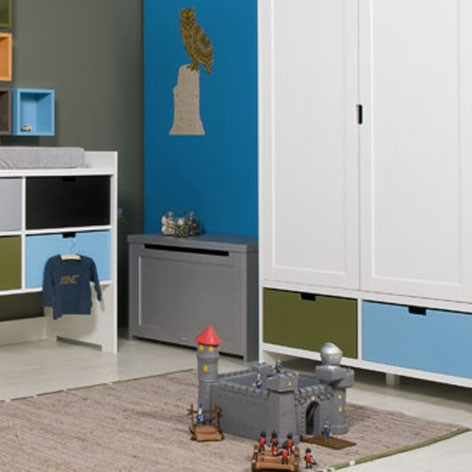 toy chest mix match bopita white mylittleroom. Black Bedroom Furniture Sets. Home Design Ideas
