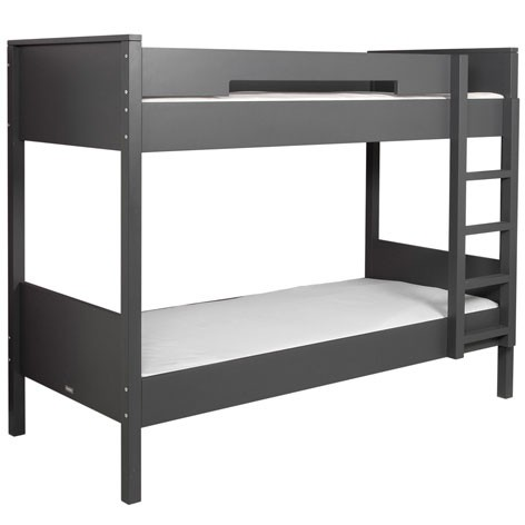 bunk bed mix match bopita anthracite mylittleroom. Black Bedroom Furniture Sets. Home Design Ideas