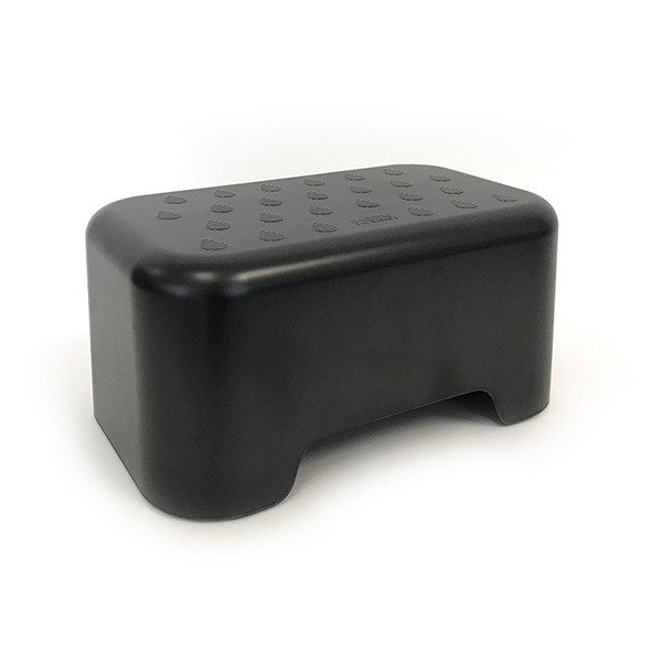 BANO Step Stool - Black  Black Ekobo