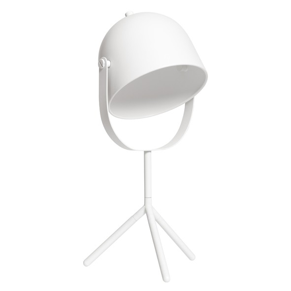 Monty Table Lamp - White White Flexa