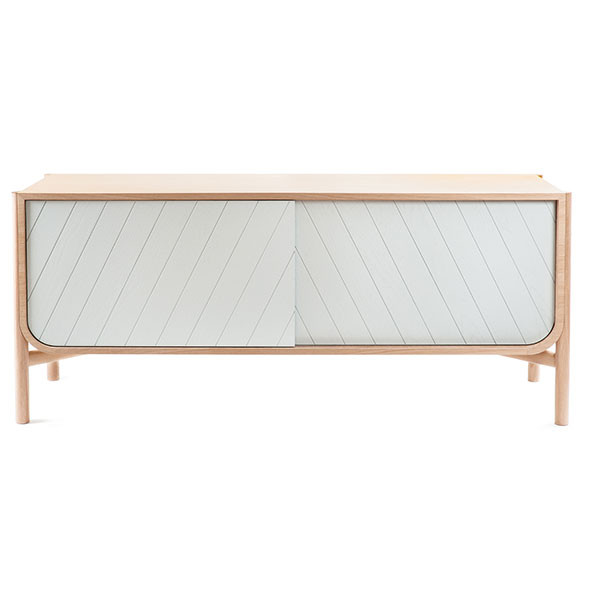 Sideboard Marius 155 cm - Light Grey Grey Hartô