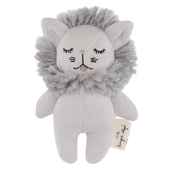 Mini Lion Grey Konges Sløjd