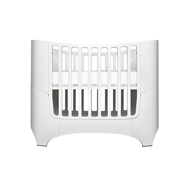 Classic Baby Cot 0-3 years - White White Leander