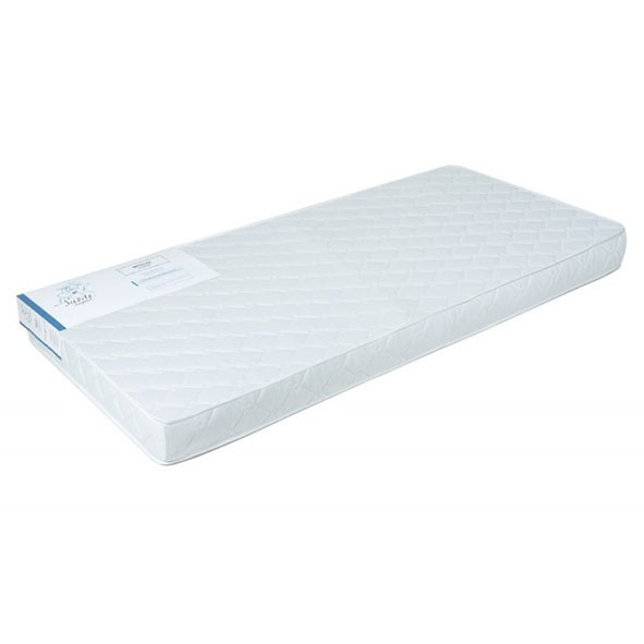 186x89 cm Mattress for Perch trundle bed White Suede Import