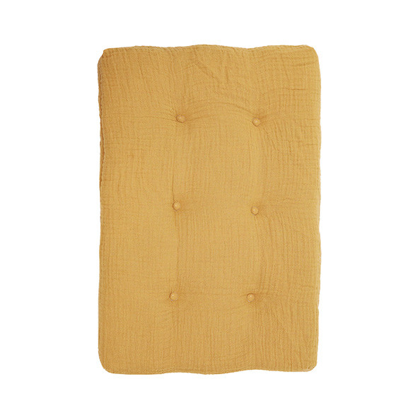 Strolley Mattress - Mustard Yellow Olli Ella