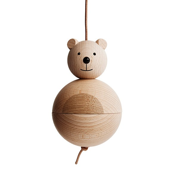 Wooden Bear - Nature Nature OYOY